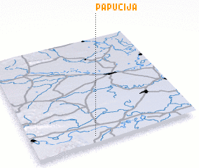 3d view of Papučija