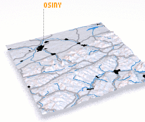3d view of Osiny