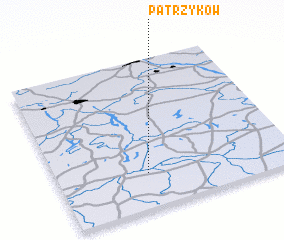 3d view of Patrzyków