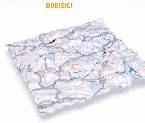 3d view of Budišići