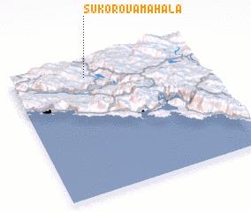 3d view of (( Sukorova Mahala ))
