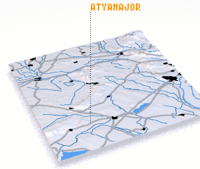 3d view of Atyamajor