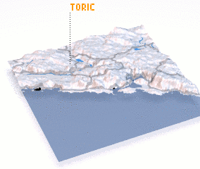 3d view of Torič