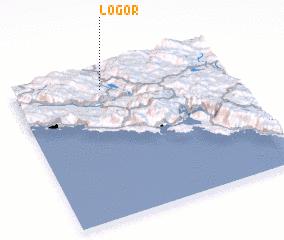 3d view of (( Logor ))