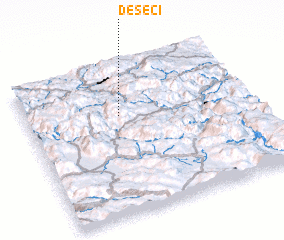 3d view of Deseci