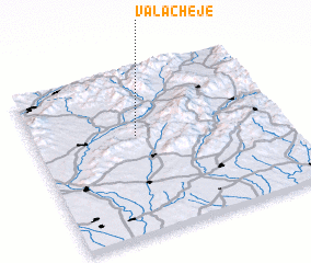3d view of Valacheje