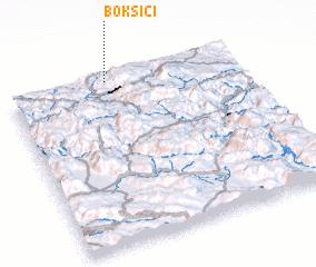 3d view of Bokšići
