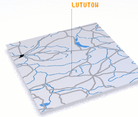 3d view of Lututów