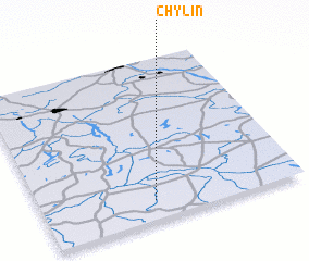 3d view of Chylin