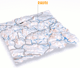 3d view of Ravni