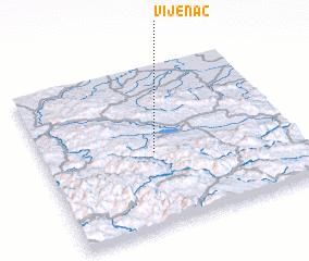 3d view of Vijenac