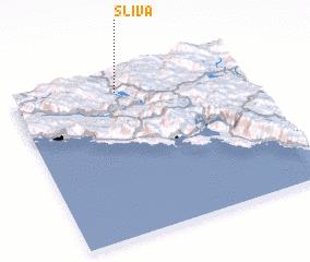 3d view of Sliva