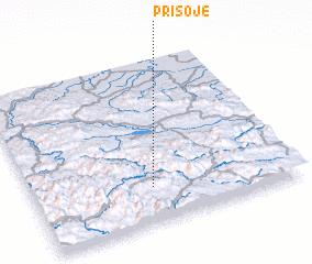 3d view of Prisoje