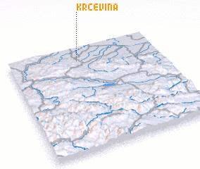 3d view of Krčevina
