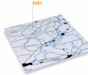 3d view of Budy