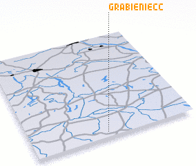 3d view of Grabieniec C