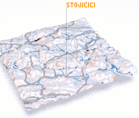 3d view of Stojičići
