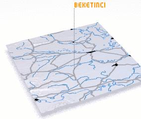 3d view of Beketinci