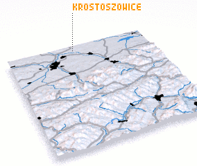 3d view of Krostoszowice