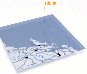 3d view of Tuskö