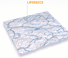 3d view of Liporašće