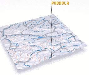 3d view of Podrola