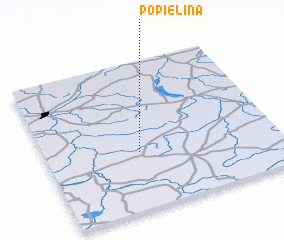 3d view of Popielina