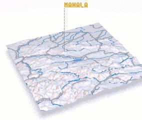 3d view of Mahala