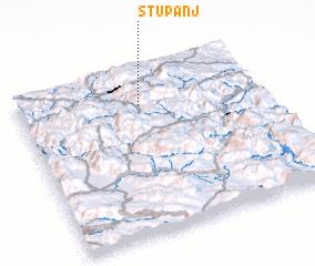 3d view of Stupanj