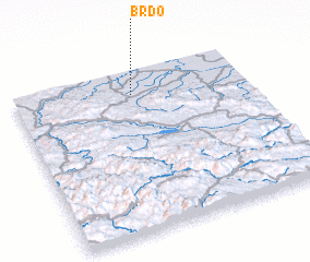 3d view of Brdo