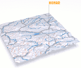 3d view of Homar