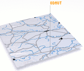 3d view of Odmut