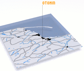 3d view of Otomin