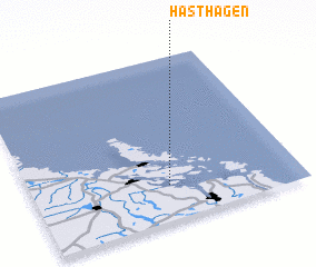 3d view of Hästhagen