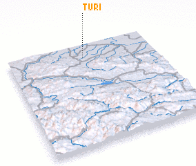 3d view of Turi°