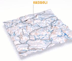 3d view of Kasidoli