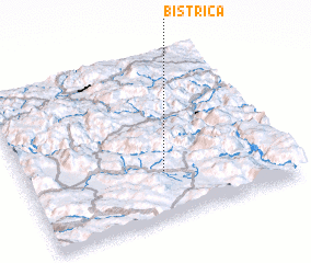 3d view of Bistrica