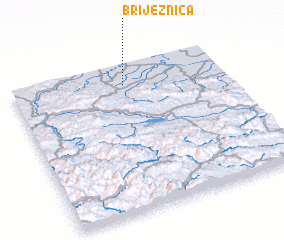 3d view of Briježnica
