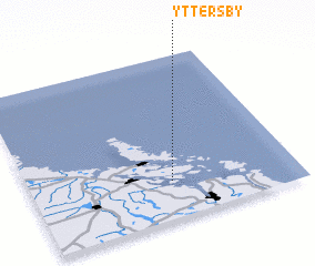3d view of Yttersby