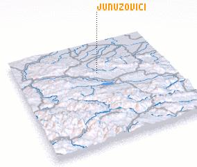 3d view of Junuzovići