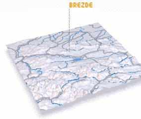 3d view of Brežđe