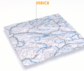 3d view of Vodica