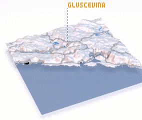 3d view of Glusčevina