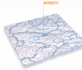 3d view of Arnauti