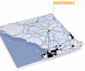 3d view of Manenberg