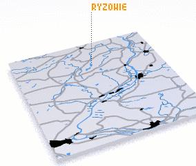 3d view of Ryzowie