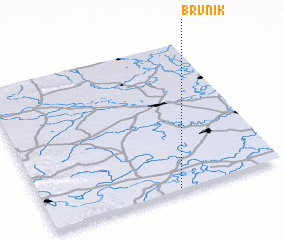3d view of Brvnik