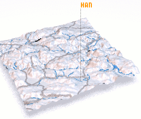 3d view of Han