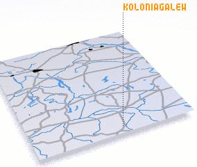 3d view of Kolonia Galew
