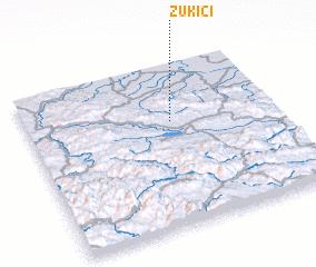 3d view of Zukići